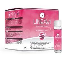 Colágeno líquido LINEAVI | Colágeno para beber | con péptidos de colágeno, acerola, zinc