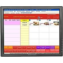 bosstouch 17inch LCD Monitor de pantalla táctil para POS sin soporte