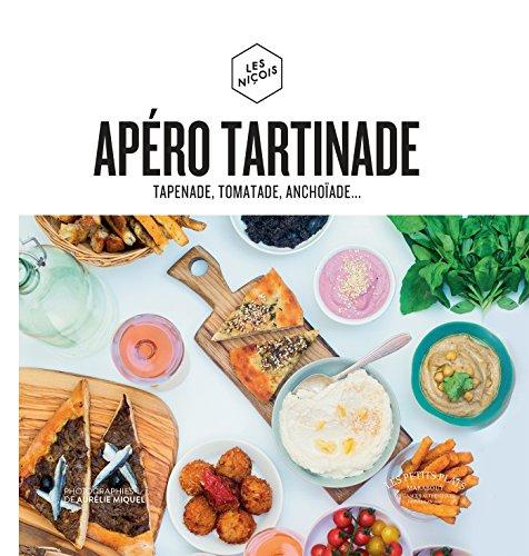 Apéro tartinade: Tapenade, tomatade, anchoïade. (Cuisine)