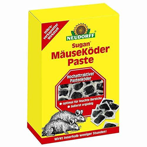 Neudorff Piège Souris Leurre Pâte 120 g