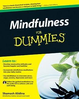 Mindfulness For Dummies by [Alidina, Shamash]