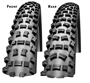 "SCHWALBE Fat Albert Rear 2.25"" Tubeless Pliant pneu vtt"