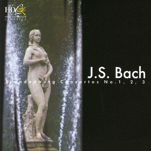 Brandenburg Concerto No. 3 in G Major, BWV 1048: I (Allegro moderato) - Adagio (attacca:)