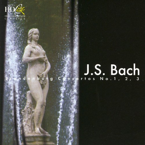 Bach: Brandenburg Concertos No...