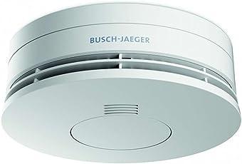Busch-Jäger Rauchmelder 6800-0-2716, weiß