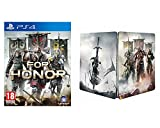 For Honor + Steelbook - Special Limited Esclusiva Amazon - PlayStation 4 immagine