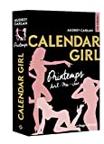 calendar girl printemps avril mai juin