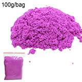 DQICE Magic Motion Moving Space Sand Many Colours DIY Clay Puzzle Plasticine