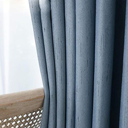 PENVEAT Hohe Shading Bettwäsche Verdunkelungsvorhänge für Wohnzimmer