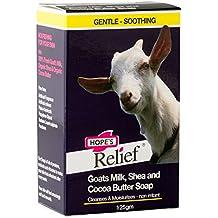Alivio jabón de leche de cabra de la Esperanza