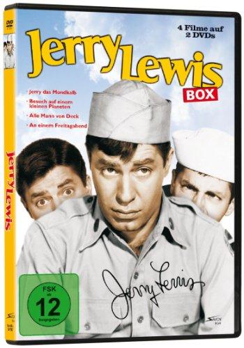 Jerry Lewis Box *4 Filme auf 2 DVDs!*