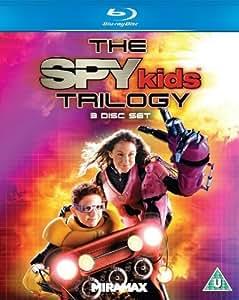 Spy Kids Trilogy [Blu-ray]