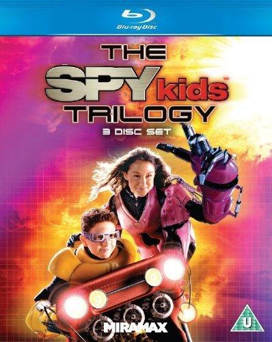 Spy Kids 1 To 3 [BLU-RAY] - Spy 3d Kids