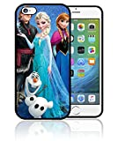 Fifrelin Coque iPhone et Samsung Elsa Anna Olaf La Reine des Neiges Frozen Disney0144