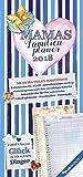 Mamas Familienplaner 2018 - Familientermine/Familientimer (21 x 45) - mit Ferienterminen - 5 Spalten - Wandplaner