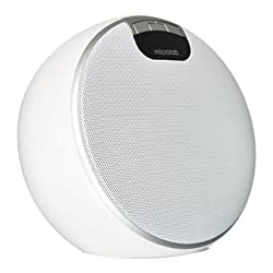 Microlab 4w Rms Bluetooth Rechargeable Battery Speaker - White