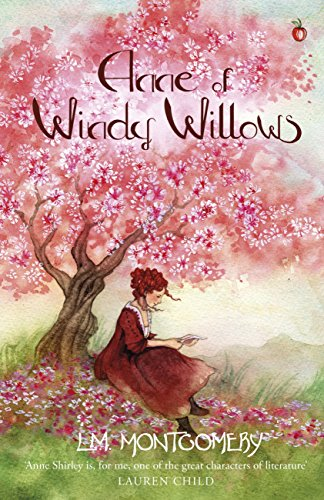 Anne of Windy Willows (Anne of Green Gables Book 4) (English Edition)