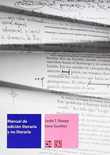 Manual de edicion literaria y no literaria (Libros Sobre Libros) por Alfonso Reyes