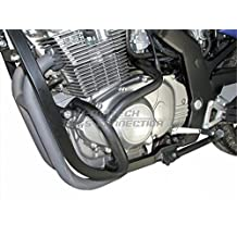 Estribo de protección SW-Motech SBL.05.339.100, negro, GS 500