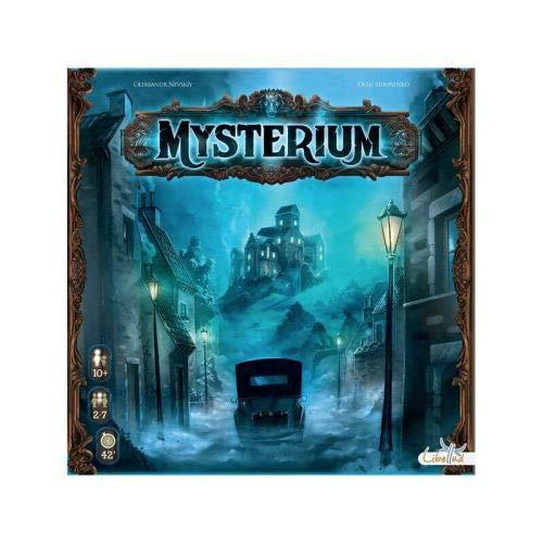 Asmodee Italia- Mysterium, Gioco da Tavolo Edizione Italiana, Colore, 8692