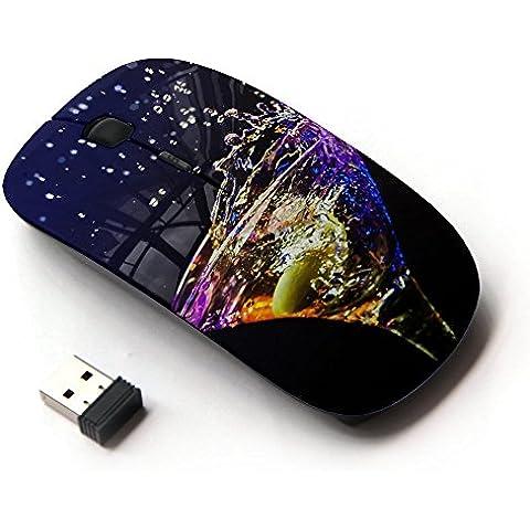TORNADO / Mouse Senza Fili Ottico 2.4G /