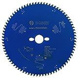 Bosch Kreissägeblatt Expert für Aluminium, 260 x 30 x 2,8 mm, Zähnezahl 80, 1 Stück, 2608644113