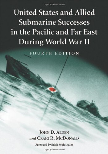 United States and Allied Submarine Successes in the Pacific and Far East During World War II