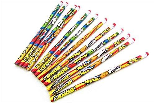 Supereroe matite 12pezzi di girasole day