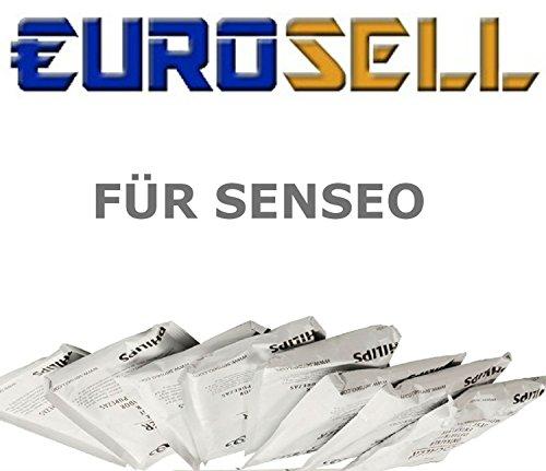 Eurosell Profi XL Entkalker für Senseo Pad Kaffee Maschinen - Kaffeepadmaschine Entkalkung