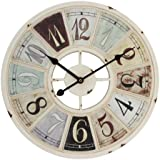 Horloge murale pendule contemporaine for Pendule contemporaine
