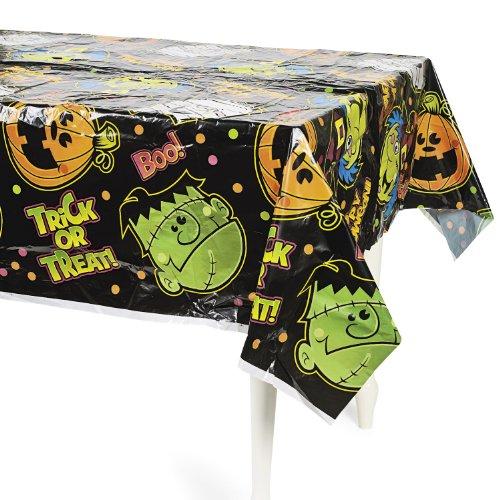mit lustigen Motiven Mumie Hexe Kürbis Palandi® (Halloween Frankenstein Snacks)