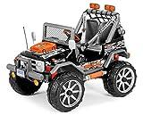 Gaucho Rock'in 12 Volt Gelände-Jeep Zweisitzer Elektro Auto Elektroauto Kinderauto