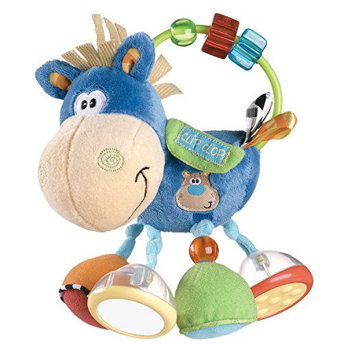 Playgro Activity Rattle Clip Clop 51siuyTEmvL