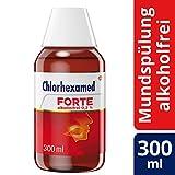 Chlorhexamed FORTE Alkoholfrei 0,2%, Medizinische Mundspülung mit Chlorhexidin, 300 ml, bei bakteriell bedingter Zahnfleischentzündung
