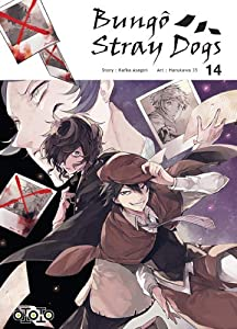 Bungô stray dogs Edition simple Tome 14