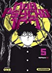 Mob Psycho 100 Edition simple Tome 5