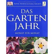 Das Gartenjahr Monat für Monat
