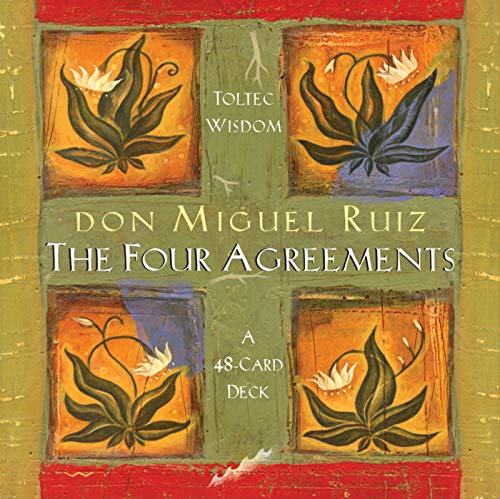 Download Free Pdf The Four Agreements Cards By Don Jose Ruiz Full
