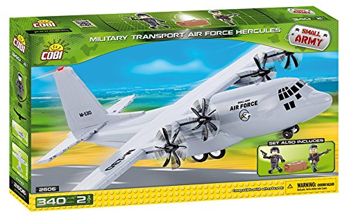 cobi-military-transport-air-force-hercules-playset-color-gris-2606
