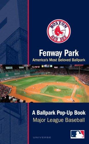 Fenway Park: America's Most Beloved Park: A Ballpark Pop-up Book by Major League Baseball (2009-05-05)