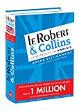 Dictionnaire Le Robert & Collins Anglais - Senior...