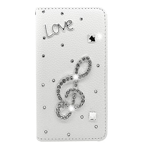 Phone case & Hülle Für IPhone 6 / 6S, Sexy Lip Pattern Diamond verkrustete Ledertasche mit Halter und Card Slots ( SKU : S-IP6G-0269Q ) S-IP6G-0269B