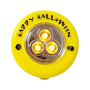 brauns heitmann 7095 led k rbislicht gelbes licht batteriebetrieben spielzeug. Black Bedroom Furniture Sets. Home Design Ideas