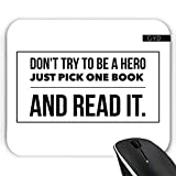 Mousepad - Lies Ein Buch by wamdesign