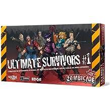 Guillotine Games - Zombicide, Gioco da tavolo - Espansione: Ultimate Survivors