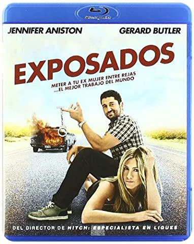 Exposados (Blu-Ray) (Import) (2010) Gerard Butler; Jennifer Aniston; Christi