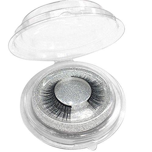 Faux-cils Ansenesna 1 Paire Beauté maquillage 3D Faux Cils Fluffy Bande Longue Cils Longue Naturelle faux Cils Outils de Cosmétique