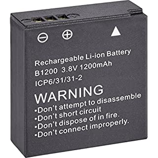 Denver ACA Replacement Rechargeable Battery 18 (1200mAh, 3.8V)