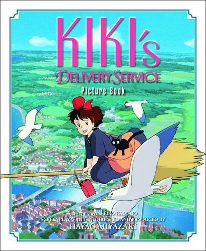 KIKIS DELIVERY SERVICE PICTURE BOOK HC (Kiki's Delivery Service Film Comics) por Hayao Miyazaki