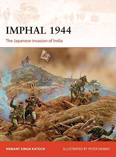 Price comparison product image Imphal 1944: The Japanese invasion of India (Campaign)